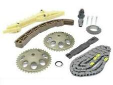 Saab 2.0/2.3L (94-09) Timing Chain KIT (12pc) chain gears guides rails tensioner