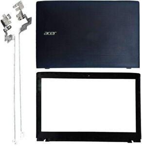 FOR ACER Aspire E5-575 E5-575G E5-575T E5-575TG LCD Back Cover /Bezel /Hinges