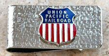 Union Pacific Railroad Money Clip