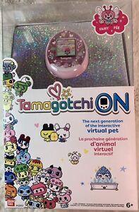 Brand New Digital Pet Tamagotchi On Fairy Pink Sealed Bandai OPEN BOX