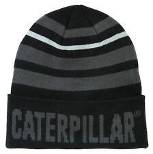 09b2b9f30adf Caterpillar CAT Apparel C1120030 Unisex Beanie Hat Acrylic Tumbler Knit Cap