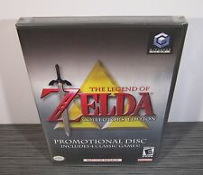 Legend of Zelda Collector's Edition (GameCube) RARE. BRAND NEW!
