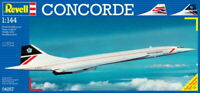 REVELL 04257 CONCORDE BRITISH AIRWAYS plastic model assembly kit 1:144th scale
