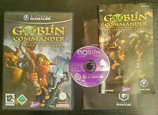 Goblin Commander ++ komplett ++ CiB ++ (Nintendo GameCube, Wii, 2004)