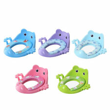 Safety Potty Trainer Toilet Seat Chair Kids Toddler Toilet Training Stool