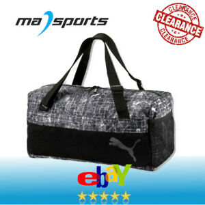 PUMA Fitness/Sports/Fundamentals Sports Bag - RRP 26.99