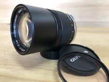 *Near Mint* Olympus OM System zuiko MC Auto T 135mm f2.8 Telephoto Lens Japan