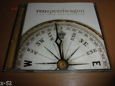 REO SPEEDWAGON cd FIND YOUR OWN WAY HOME i need to fall smilin in the end