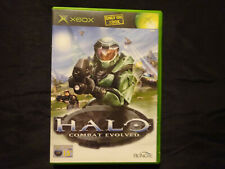 HALO COMBAT EVOLVED XBOX GAME MICROSOFT