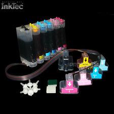 CISS InkTec tinta Ink para HP 363 Photosmart 3230 3300 3308 3313 3314 8200 8230
