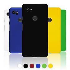Hardcase for Google Pixel 2 XL rubberized  Cover + protective foils