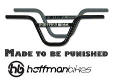 Hoffman Bikes BMX Handlebar Fat Free Bar 4130 Cromoly – Light and Strong!! NEW!!
