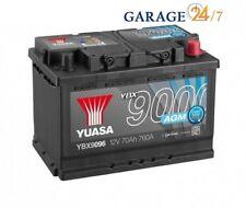 BATTERIA AUTO YUASA - GS - YBX9096 / AGM096