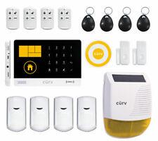 Wireless Home Office Security Alarm System Burglar Intruder Pet Friendly Sensor