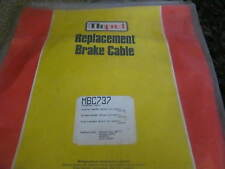 TALBOT AVENGER    COMPLETE HANDBRAKE CABLE     MOPROD MBC737