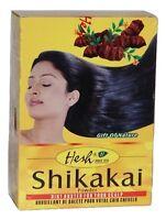 4 X Hesh Shikakai powder 100gms Acacia Concinna Pure&Natural