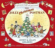 The Jolly Christmas Postman by Allan Ahlberg