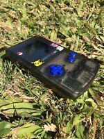 Nintendo GameBoy Color Refurbished Colour Game Boy Handheld GBC Black Blue Poke