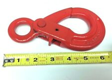 78 8 G80 Eye Self Lock 6 Safety Hook Lift Sling Rigging 2 Ton Towing Chain Hb