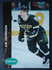 NHL 303 Jim Johnson Minnesota North Stars Parkhurst 1992/93