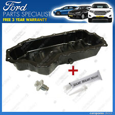 FORD FOCUS MK1 98>04 / Mk2 04>12 1.8 TDCI DI DIESEL ENGINE OIL SUMP PAN + SEAL