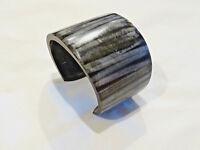 Bijou bracelet manchette lucite bangle idéale pour cadeau