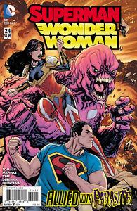 Superman/Wonder Woman (2013) #24 VF/NM