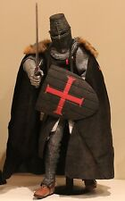 "ACI Knight Templer Crusader D DID Figurine kaustic roman 1/6 12"" Dragon"