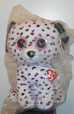 """Ty 18"""" LARGE / JUMBO Beanie Boos ~ GEORGIA the Dog ~ Claires Exclusive ~ MWMT'S"""