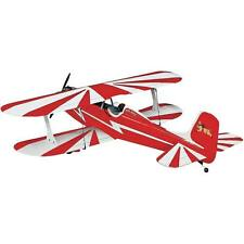 New SIG Hog Bipe Biplane RC Remote Control Balsa Wood Airplane Kit SIGRC69