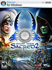 Sacred 2 Fallen Angel  Action RPG  Battle Intelligent Enemies Challenging Quests
