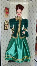 1996 Yuletide Romance Barbie NRFB
