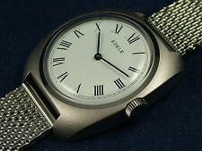 Vintage Retro Edele Swiss Gents Mechanical Watch NOS New Old Stock circa 1970s