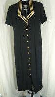 Vintage S.L. Fashion Sailor Gal Formal Dress