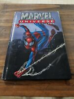 THE MARVEL UNIVERSE ROLEPLAYING GAME HARDCOVER