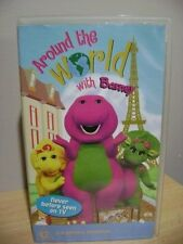 Barney ...Around The World With Barney.... Video