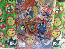 Pokemon Center Miltank Snorlax Pichu Vulpix Meowth 2013 Clear File Card  (plush)