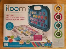 Style Me Up - I-Loom Bracelet Maker Store & Organize Tote Case With Accessories