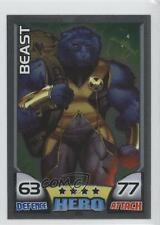 2011 Topps Hero Attax Marvel Beast #20 1i3