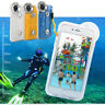 New Waterproof Underwater Diving Phone Case Cover For Apple iPhone 6 6S 7 8Plus