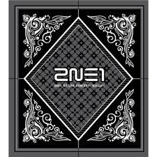 2NE1 [NOLZA!] 1ST LIVE CONCERT Album CD+Booklet+YG Family Card K-POP SEALED