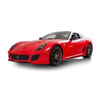 Bburago 26019 Ferrari 599 GTO rot Maßstab 1:24 Modellauto NEU! °