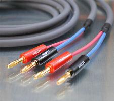 2x5,00m Sommercable MERIDIAN/câble pour haut-parleur mono-fil/le meilleur son