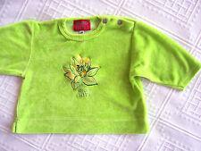 Bestickte Baby-Pullover für Mädchen aus Baumwollmischung
