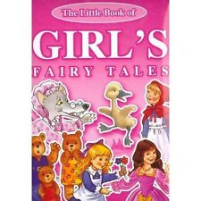 THE LITTLE BOOK OF GIRLS FAIRY TALES - BRAND NEW