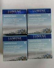 4 Lumene Finland Sensitive Touch Comforting Night Cream 1.7oz ea.