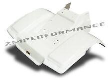 NEW HONDA ATC250SX 85 - 87 WHITE PLASTIC REAR FENDER ATC 250SX