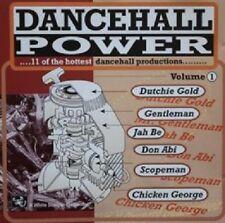 Dancehall Power - Vol. 1 ° PROMO Sampler-CD von 1995 ° CD WIE NEU °