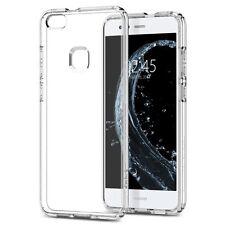 Custodia Huawei P10 Lite Spigen Cover Protettiva Clear Ultra Sottile Silicon GEL