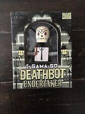 Ningyoushi Double Punch Gama-Go Deathbot Undertaker